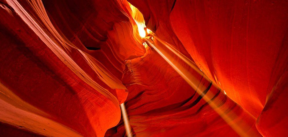 FlemmingBoJensen-USA---USA011---Beaming-Slot-Canyon