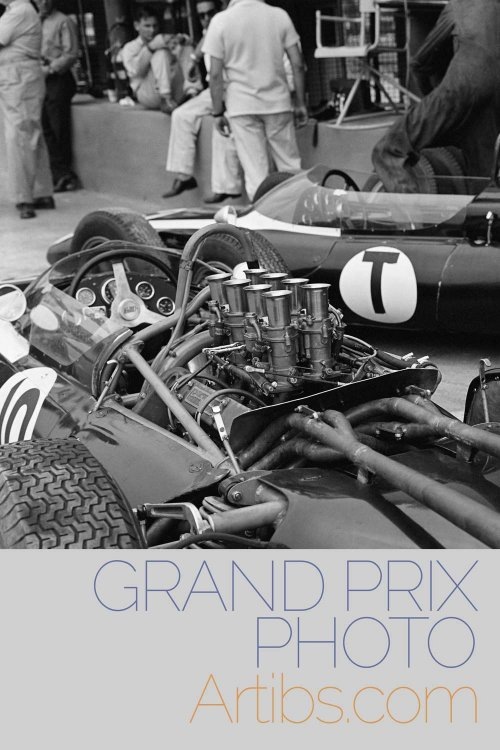 GRAND PRIX PHOTO – Poster – Climax